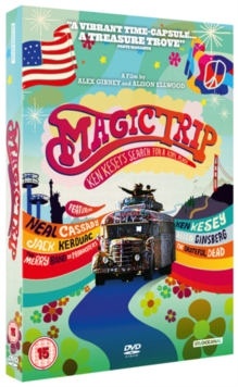 Magic Trip - Ken Kesey's Search for a Kool Place, DVD  DVD