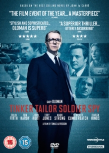 Tinker Tailor Soldier Spy, DVD  DVD