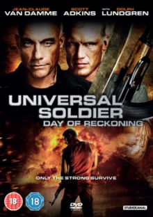 Universal Soldier: Day of Reckoning, DVD  DVD
