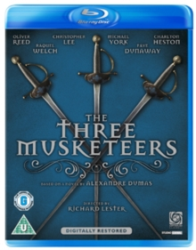 The Three Musketeers, Blu-ray BluRay