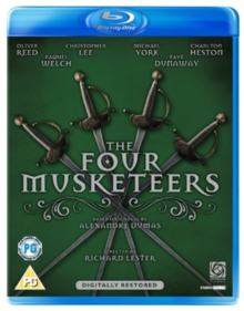 The Four Musketeers, Blu-ray BluRay