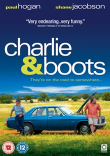 Charlie and Boots, DVD  DVD
