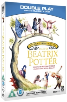 Tales of Beatrix Potter, DVD  DVD