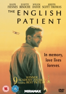 The English Patient, DVD DVD