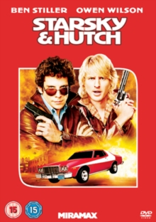 Starsky and Hutch, DVD  DVD
