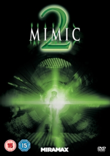 Mimic 2, DVD  DVD