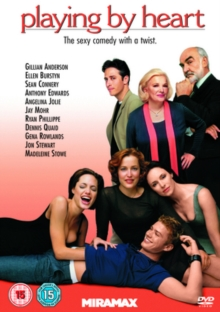 Playing By Heart, DVD  DVD