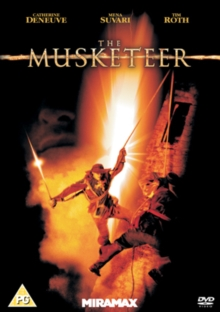 The Musketeer, DVD DVD