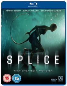 Splice, Blu-ray  BluRay