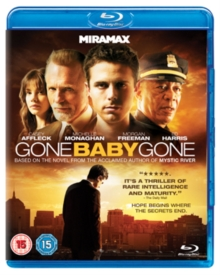 Gone Baby Gone, Blu-ray  BluRay