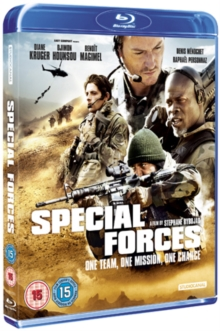 Special Forces, Blu-ray  BluRay