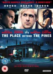 The Place Beyond the Pines, DVD DVD