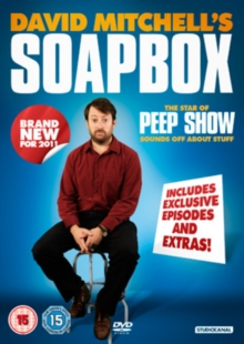 David Mitchell's Soap Box, DVD  DVD