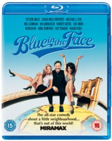 Blue in the Face, Blu-ray  BluRay
