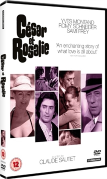 César and Rosalie, DVD  DVD