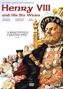 Henry VIII and His Six Wives, DVD  DVD