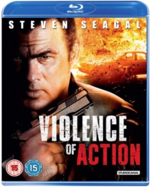 Violence of Action, Blu-ray  BluRay