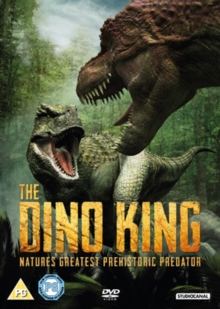 The Dino King, DVD DVD
