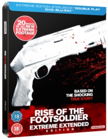 Rise of the Footsoldier: Extreme Extended Edition, Blu-ray  BluRay