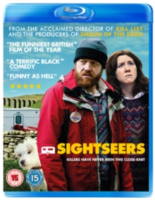 Sightseers, Blu-ray  BluRay