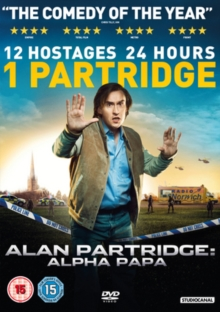 Alan Partridge: Alpha Papa, DVD  DVD