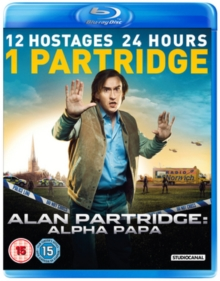 Alan Partridge: Alpha Papa, Blu-ray  BluRay