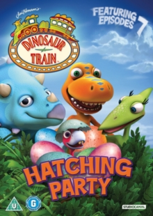 Dinosaur Train: Hatching Party, DVD  DVD