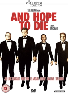 And Hope to Die, DVD  DVD