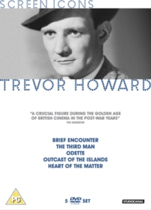 Trevor Howard: Collection, DVD  DVD