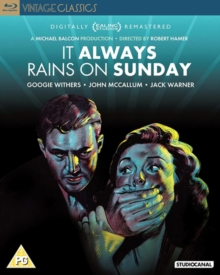 It Always Rains on Sunday, Blu-ray  BluRay