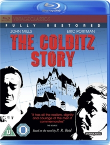 The Colditz Story, Blu-ray BluRay