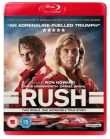 Rush, Blu-ray  BluRay