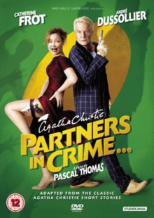Partners in Crime, DVD  DVD