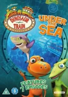 Dinosaur Train: Under the Sea, DVD  DVD