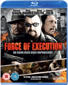 Force of Execution, Blu-ray  BluRay