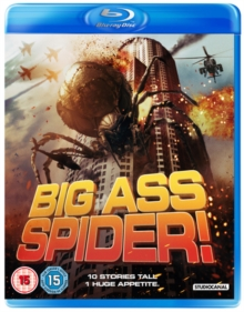 Big Ass Spider, Blu-ray  BluRay