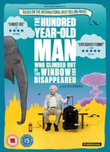 The 100-year-old Man Who Climbed Out the Window and Disappeared, DVD DVD