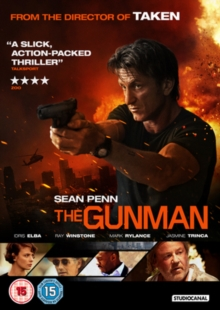 The Gunman, DVD DVD