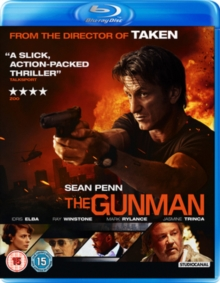 The Gunman, Blu-ray BluRay