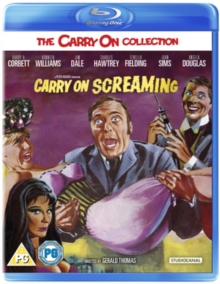 Carry On Screaming, Blu-ray  BluRay