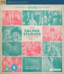 The Ealing Studios Collection: Vol. 1, Blu-ray BluRay