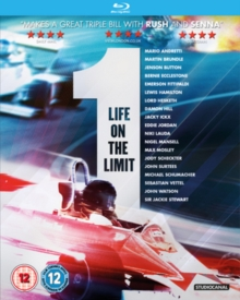 1: Life On the Limit, Blu-ray  BluRay