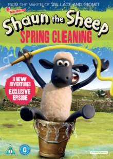 Shaun the Sheep: Spring Cleaning, DVD  DVD