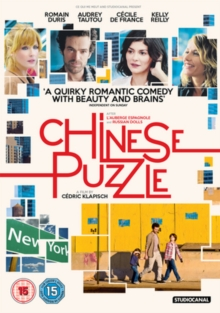 Chinese Puzzle, DVD  DVD