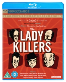 The Ladykillers, Blu-ray BluRay