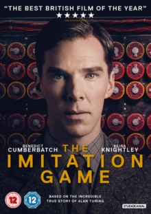 The Imitation Game, DVD DVD