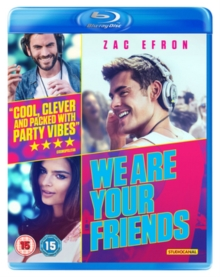 We Are Your Friends, Blu-ray  BluRay