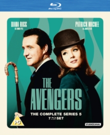 The Avengers: The Complete Series 5, Blu-ray BluRay