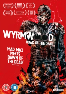Wyrmwood - Road of the Dead, DVD  DVD