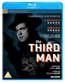 The Third Man, Blu-ray BluRay